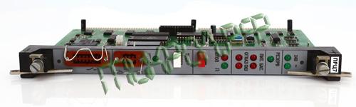 Модуль процессорный и сигнализации ПРЦ7 - передняя панель